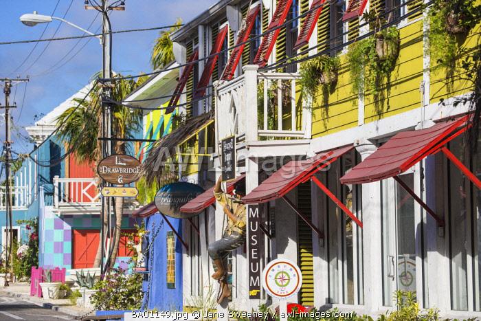 Caribbean, Bahamas, Providence Island, Nassau, Heritage museum of the Bahamas