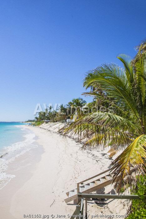 Bahamas, Abaco Islands, Elbow Cay, Hope Town, Hope Town beach