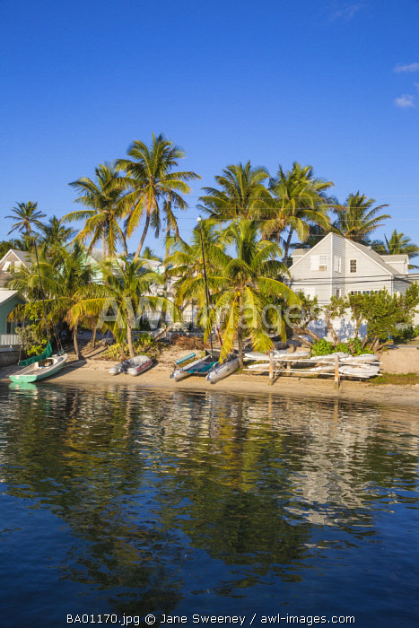 Bahamas, Abaco Islands, Elbow Cay, Hope Town,