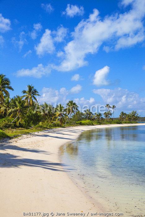 Bahamas, Abaco Islands, Elbow Cay, Tihiti beach