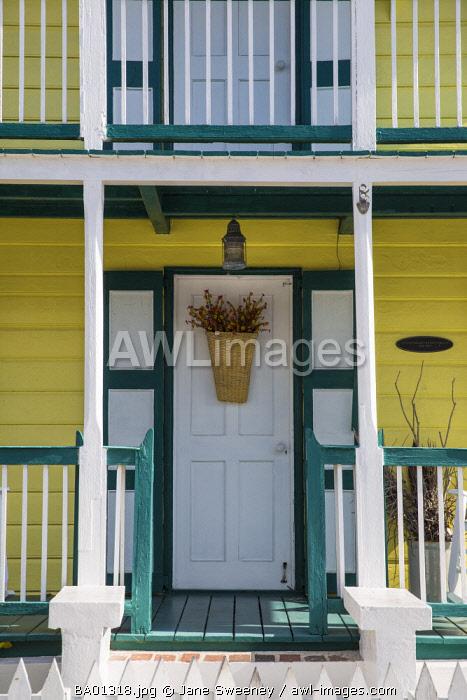 Bahamas, Abaco Islands, Green Turtle Cay, New Plymouth