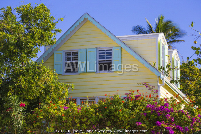Bahamas, Abaco Islands, Elbow Cay, Hope Town,