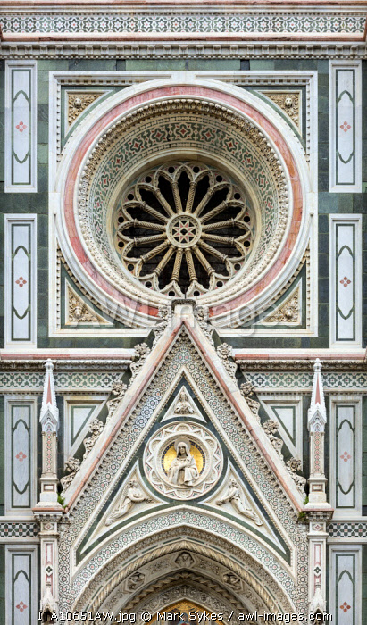 Europe, Italy, Tuscany, Florence, Santa Maria del Fiore, Florence Cathedral, Duomo,