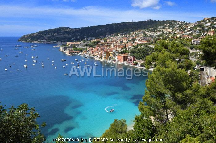France, Alpes Maritimes, Villefranche sur Mer