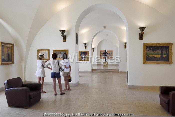 France, Var, Saint-Tropez, the Annonciade museum