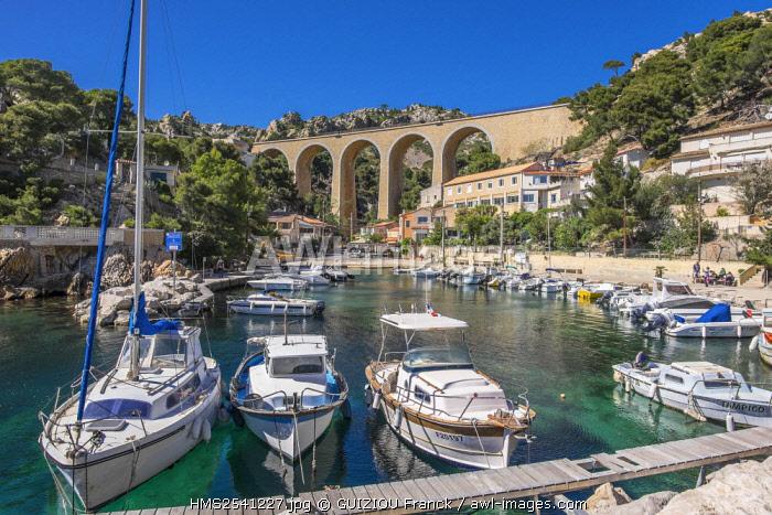 France, Bouches du Rhone, Blue Coast, Ensues la Redonne, Mejean