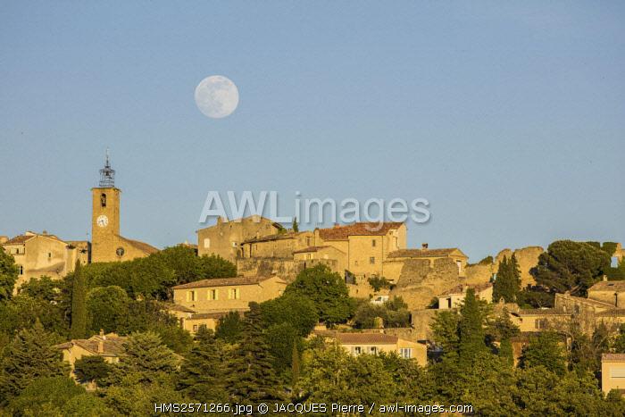 France, Vaucluse, Faucon