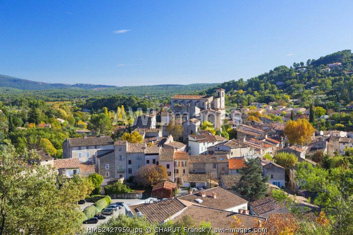 France, Var, Dracenie, Figanieres