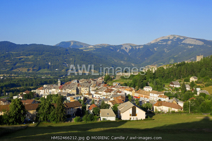 France, Alpes de Haute Provence, Seyne