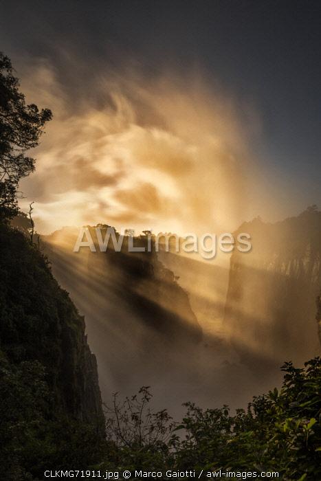 Victoria Falls, Northern Zimbabwe, Africa