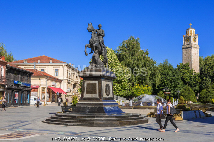 awl-images.com - Macedonia / Republic of Macedonia, Bitola, downtown