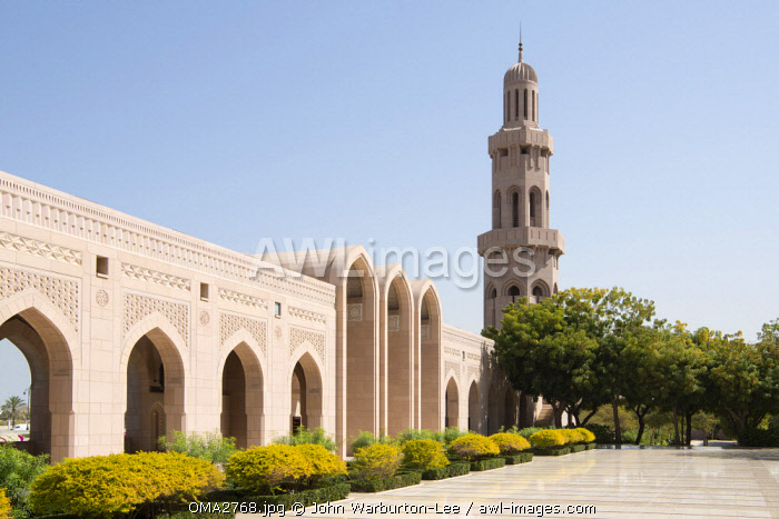 AWL Images Middle East, Oman, Muscat  The green freshness of