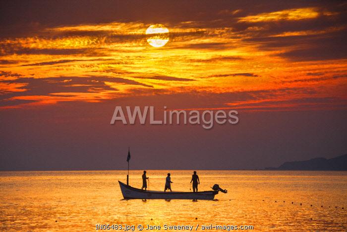 India, Goa, Bogmalo Beach