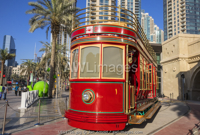 Dubai Tram, Dubai, United Arab Emirates