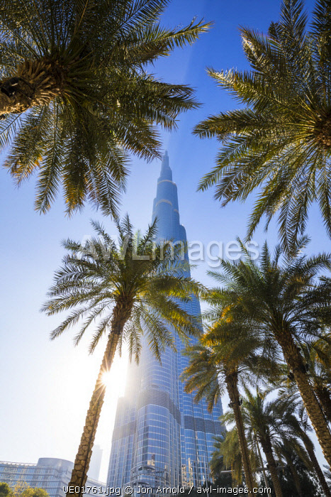 Burj Khalifa, Downtown, Dubai, United Arab Emirates