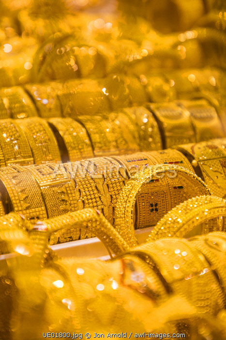 Gold souk, Dubai, United Arab Emirates