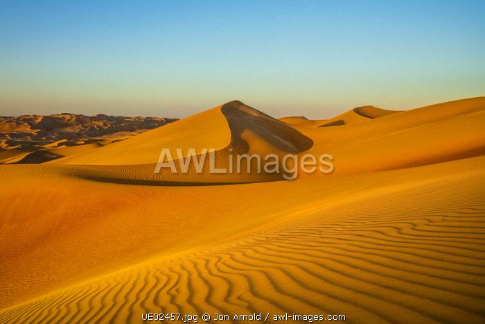 Empty Quarter (Rub Al Khali), Abu Dhabi, United Arab Emirates