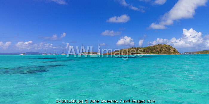 St Vincent and The Grenadines, Tobago Cays, Petit Bateau