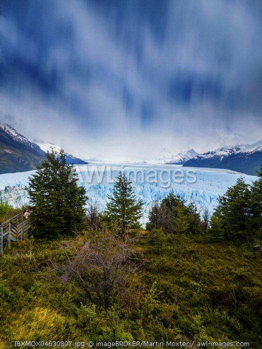 Perito Moreno glacier, region of El Calafate, province of Santa Cruz, Patagonia, Argentina, South America