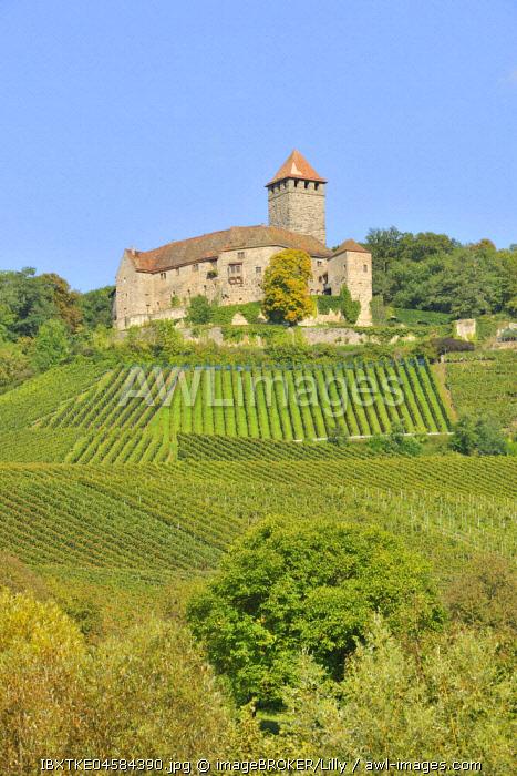 Castle Lichtenberg, Oberstenfeld, Baden-Wurttemberg, Germany, Europe