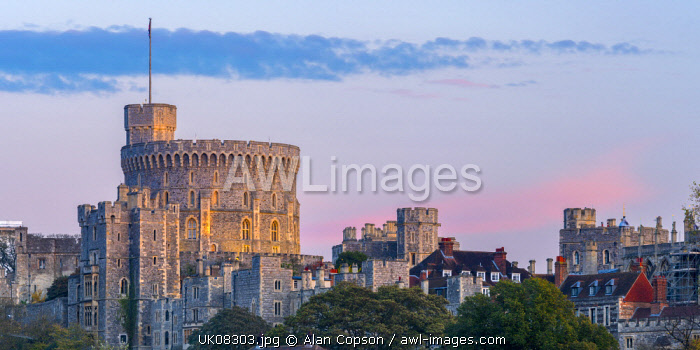 UK, England, Berkshire, Windsor, Windsor Castle