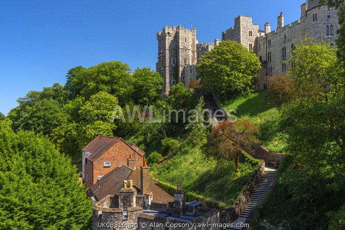 UK, England, Berkshire, Windsor, Windsor Castle
