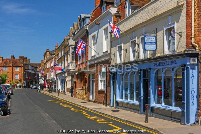 UK, England, Berkshire, Eton, High Street