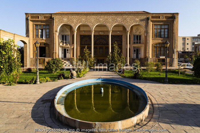 Architecture Faculty, Islamic Arts University, Tabriz, Iran, Asia