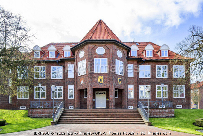 City Hall, Cuxhaven, Lower Saxony, Germany, Europe