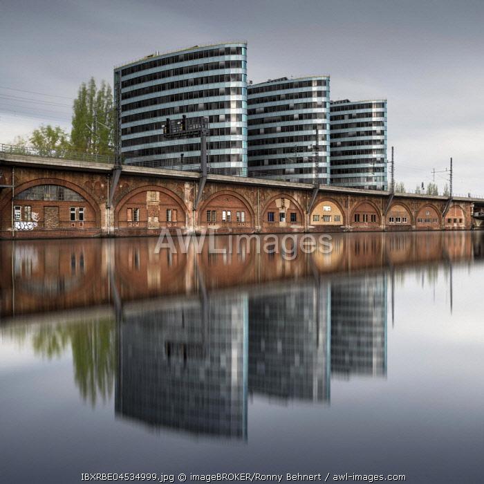 Trias Towers, Berlin, Germany, Europe