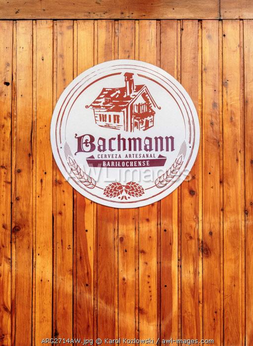 Bachmann Beerhouse, San Carlos de Bariloche, Nahuel Huapi National Park, Rio Negro Province, Argentina