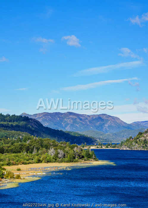 Lake Moreno, Llao Llao, Nahuel Huapi National Park, Rio Negro Province, Argentina