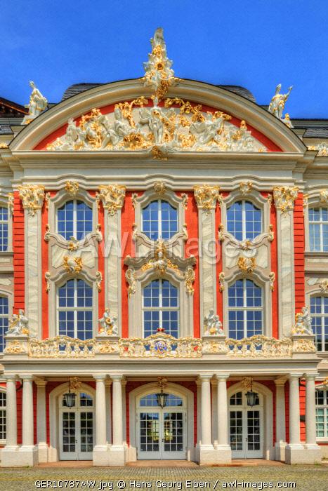 Rococo Palace, Trier, Rhineland-Palatinate, Germany