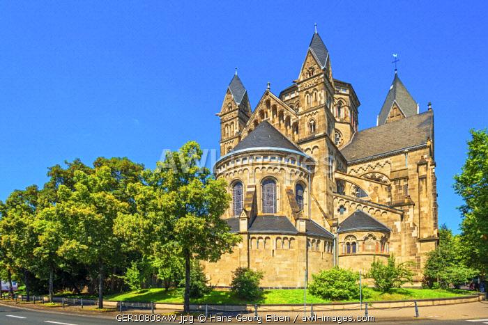 Herz-Jesu Kirche, Koblenz, Rhineland-Palatinate, Germany