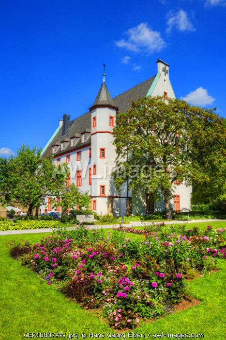 Ludwig museum, Koblenz, Rhineland-Palatinate, Germany