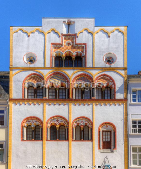 Dreikönigshaus at Trier, Rhineland-Palatinate, Germany