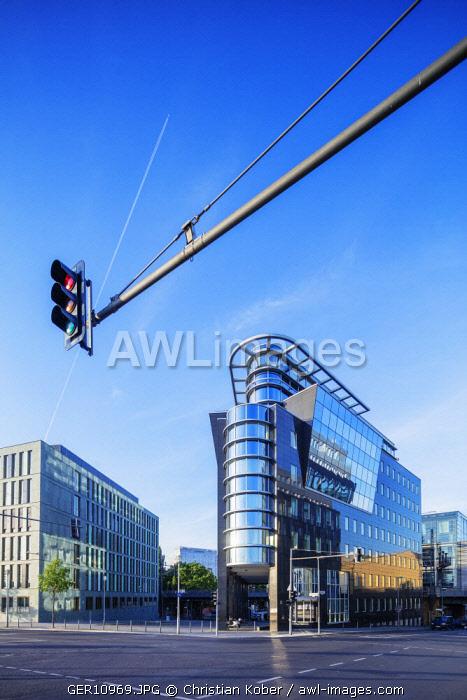 Europe, Germany, Brandenburg, Berlin, BMW Foundation Herbert Quandt building