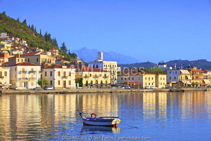 Gytheio, Mani Peninsula, The Peloponnese, Greece