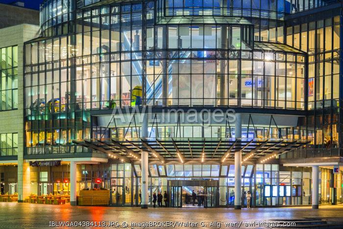 Cinema, Cinedom, Media Park, Cologne, North Rhine-Westphalia, Germany, Europe