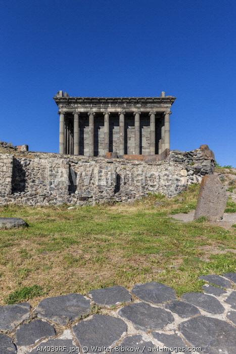Armenia, Garni, Garni Temple, 1st century