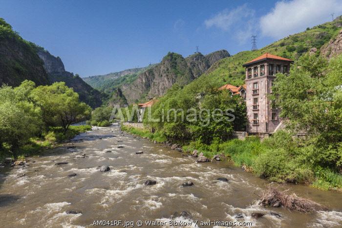 Armenia, Debed Canyon, Dzoraget, Tufenkian Avan Dzoraget Hotel