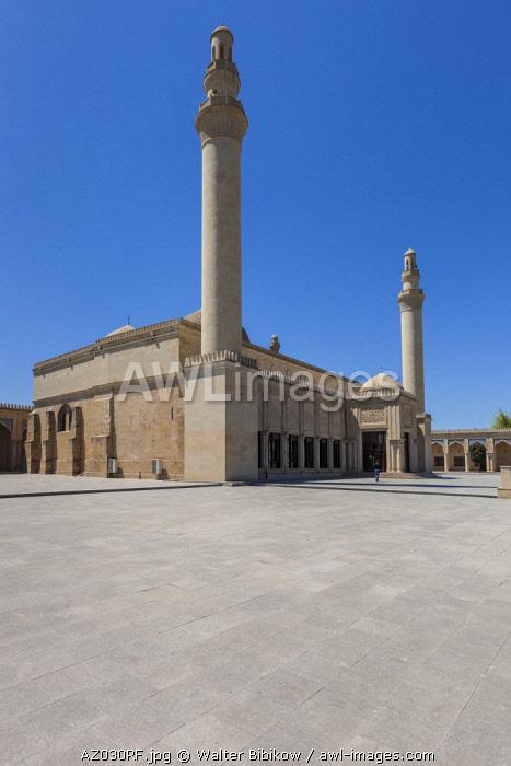 Azerbaijan, Samaxi, Juma Mosque or Friday Mosque