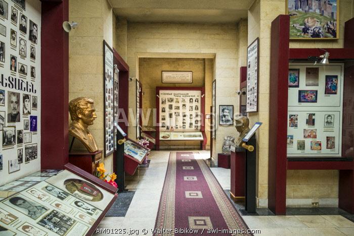 Armenia, Yerevan, Yerevan Military Museum