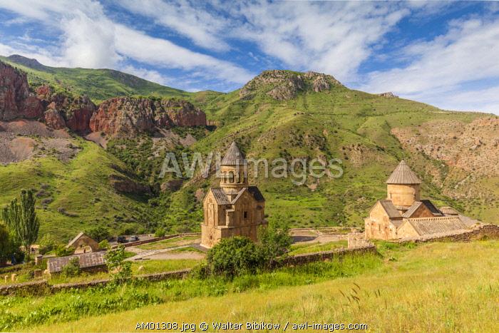 Armenia, Noravank, Noravank Monastery, 12th century,  morning