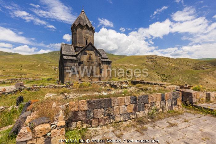 Armenia, Yeghegnadzor, Tanahati Monastery, 13th century