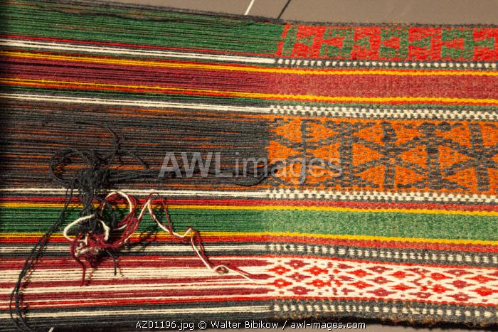 Azerbaijan, Baku, Bulvar Promenade,  Carpet Museum