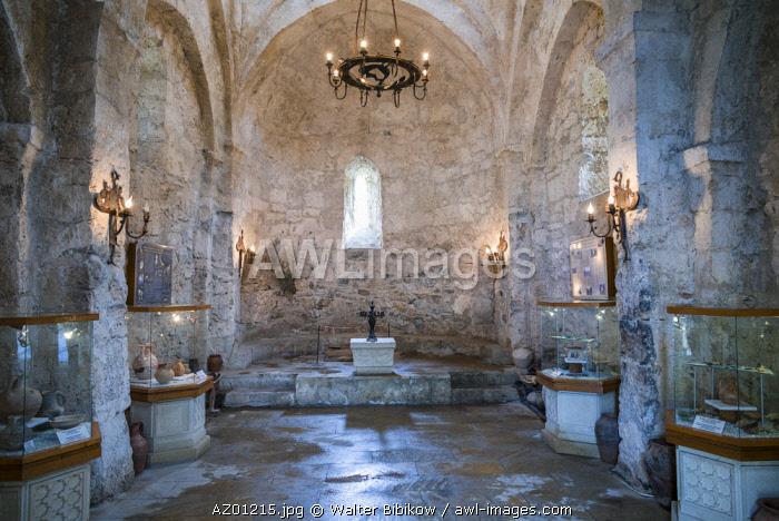 Azerbaijan, Kish, Caucasian Albanian Church, 12th century