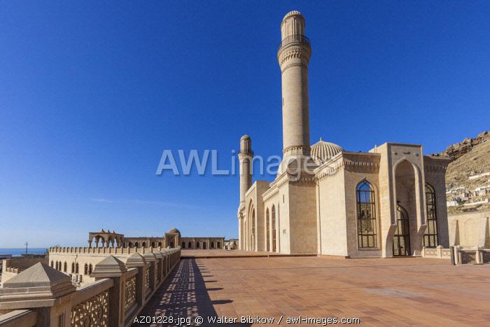 Azerbaijan, Baku, Bibi-Heybet Mosque