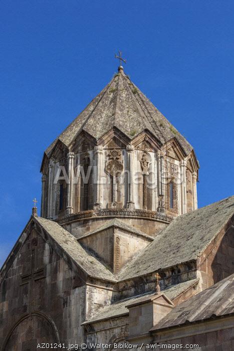Azerbaijan, Nagorno Karabakh Republic (Armenian autonomus region), Vank, Gandzasar Monastery, 5th century