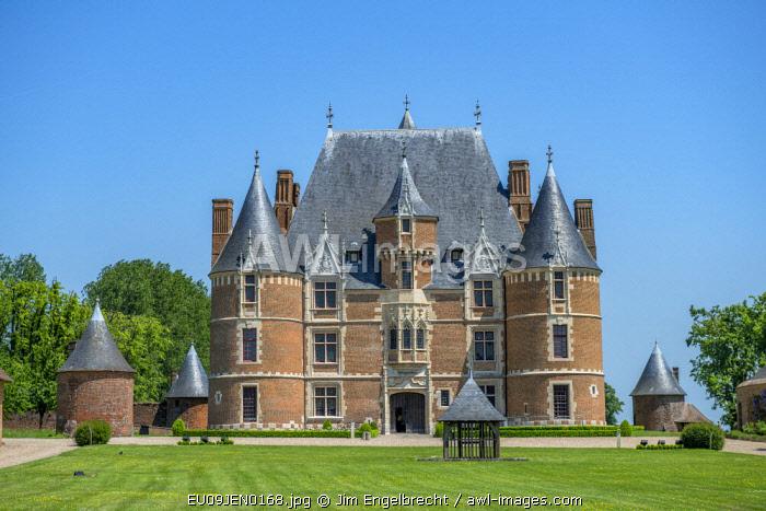 Chateau de Martainville, Normandy, France
